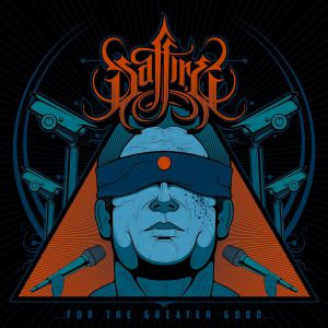 Saffire - For The Greater God