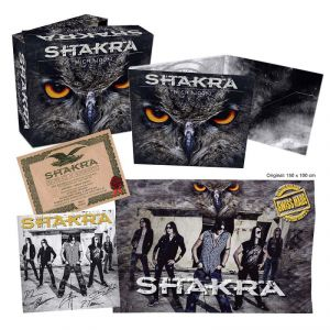 Shakra - High Noon, ltd.ed. Box