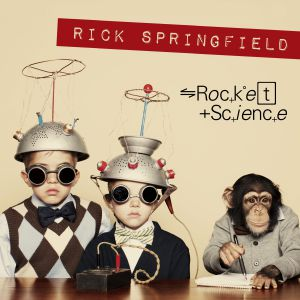 Springfield, Rick - Rocket Science