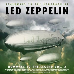 Various - Led Zeppelin - Homage To The Legend Volume 2