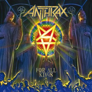 Anthrax - For All Kings, ltd.ed.