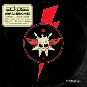 Eclipse - Armageddonize, deluxe
