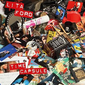 Ford, Lita - Time Capsule