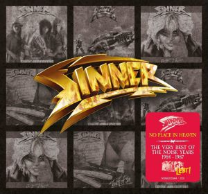 Sinner - No Place In Heaven - Very Best Of The Noise Years