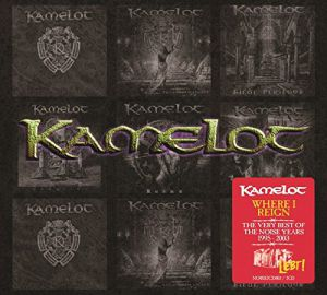 Kamelot - Where I Reign - Very Best Of The Noise Years
