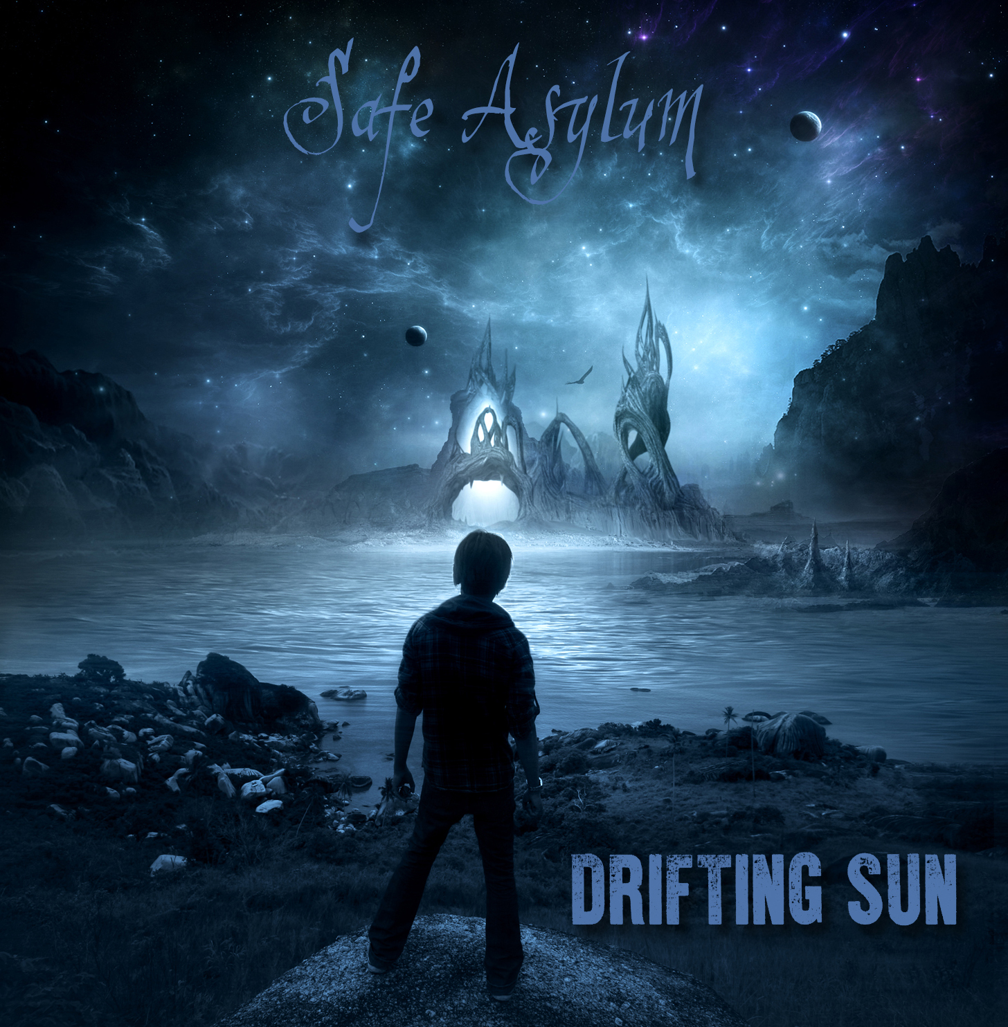 Drifting Sun - Safe Asylum - CD | MBM Music Buy Mail