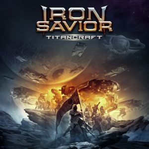 Iron Savior - Titancraft