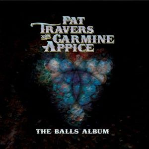 Travers & Appice - Balls Album