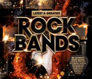 Various - Rock Bands - Latest & Greatest