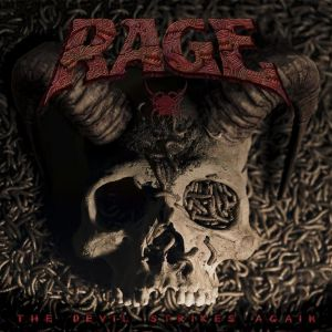 Rage - The Devil Strikes Again, ltd.ed.