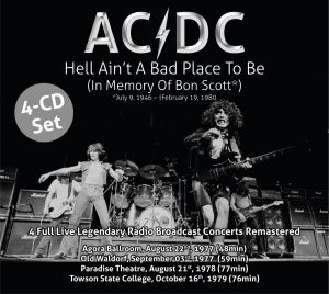 AC / DC - Hell Ain't A Bad Place To Be (In Memory Of Bon Scott)