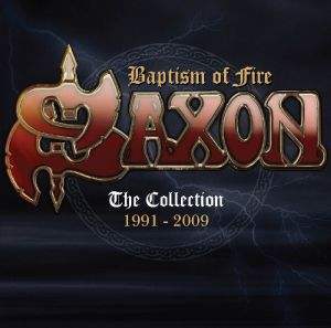 Saxon - Baptism Of Fire