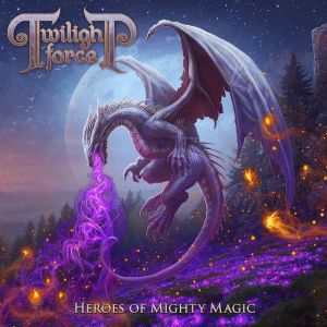Twilight Force - Heroes Of Mighty Magic, ltd.ed.