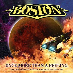 Boston - Once More Than A Feeling