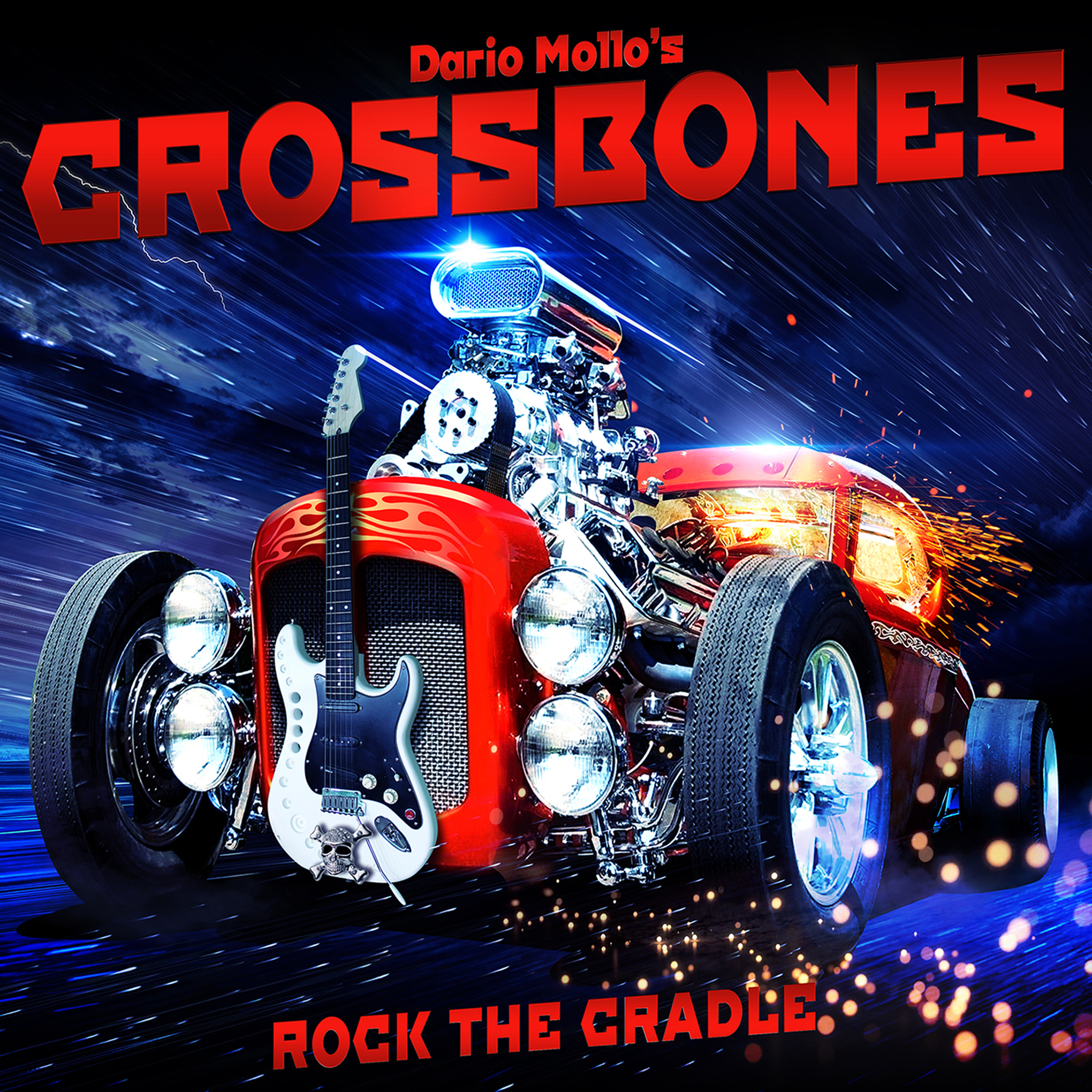Crossbones - Rock The Cradle