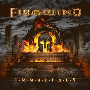 Firewind - Immortals, ltd.ed.