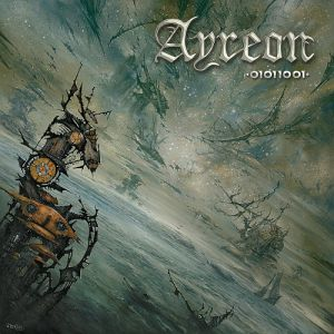 Ayreon - 1011001, re-issue
