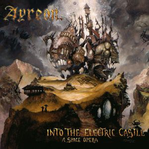 Ayreon - Into The Electric Castle, re-issue