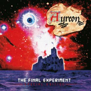 Ayreon - The Final Experiment, re-issue
