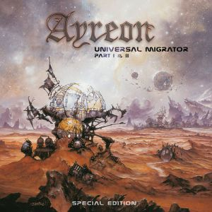 Ayreon - Universal Migrator Part I & II, re-issue