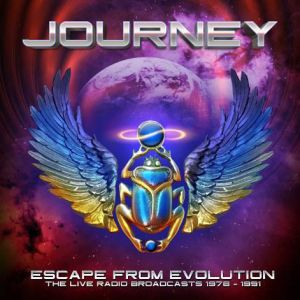 Journey - Escape From Evolution (The Live Radio Broadcasts 1978 - 1991)