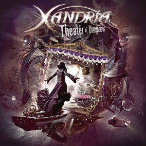 Xandria - Theater Of Dimensions, ltd.ed. (Mediabook)