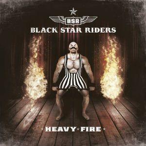 BLACK STAR RIDERS - Heavy Fire, Ltd.ed.