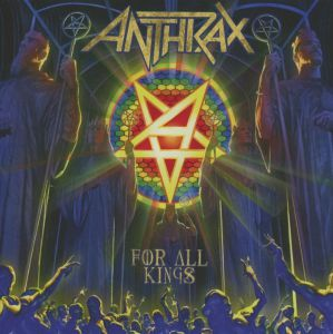 Anthrax - For All Kings, Tour Edition