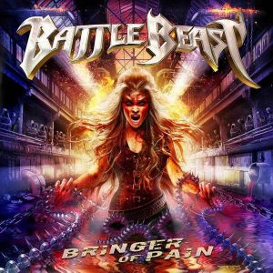 Battle Beast - Bringer Of Pain, ltd.ed.