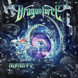Dragonforce - Reaching for infinity CD+DVD