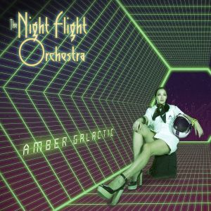 THE NIGHT FLIGHT ORCHSESTRA - Amber Galactic