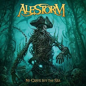 Alestorm - No grave but the sea  Mediabook 2CD