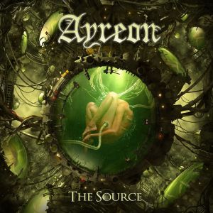 Ayreon - The Source (Digibook)