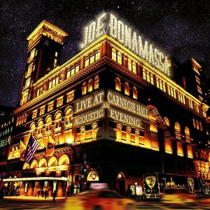 Bonamassa, Joe - LIve at Carnegie Hall / An acoustic evening