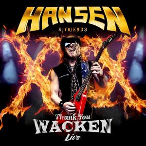 HANSEN KAI - Thank you Wacken