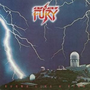 Stone Fury - Burns like a star