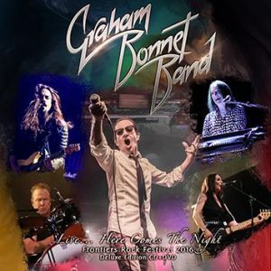 Graham Bonnet Band - Live... Here comes the night (Digi)