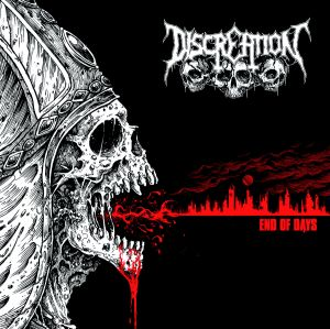 Discreation - End of days
