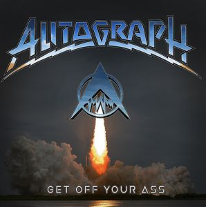 Autograph - Get of your ass! (Japan-CD)
