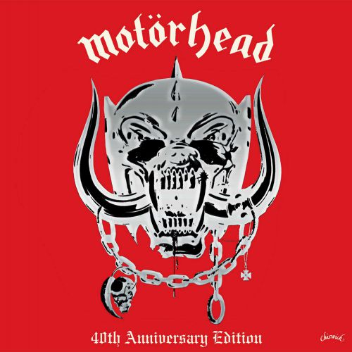 Motörhead - Motörhead (40th Anniversary Edition) - CD ...