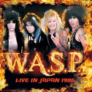 W.A.S.P. - Live in Japan 1986