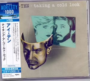 I-ten - Taking a cold look (Japan-CD)
