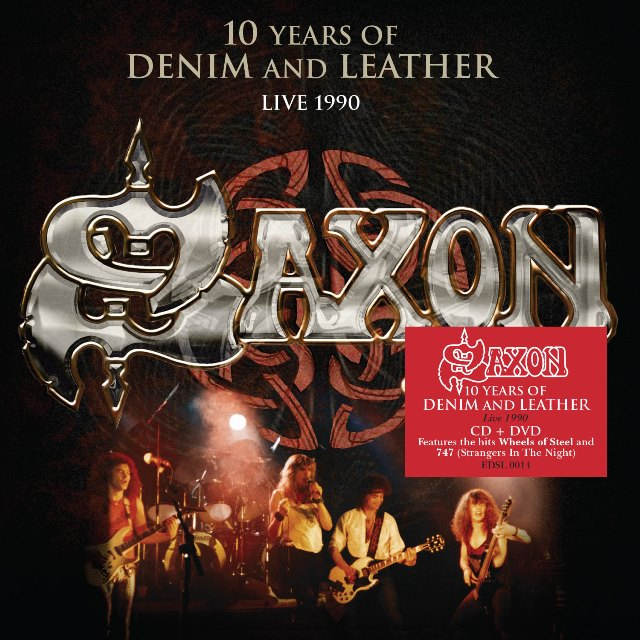 10 Years Of Denim And  Leather  - Live