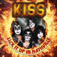 Kiss - Lick it up in Nashville / LIve 1984