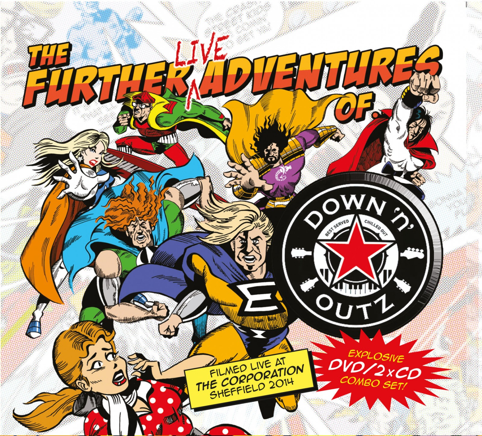 The Further Live Adventures Of...  (Deluxe Edition)