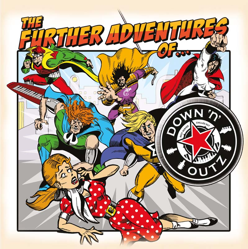 The Further Adventures Of...  (Re-Release)