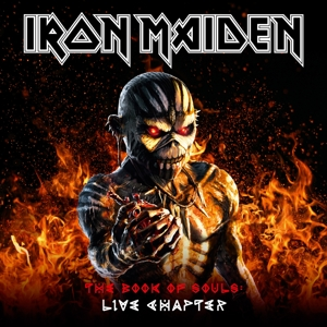 Iron Maiden - Book of Souls - LIVE Chapter (Deluxe) Book Edition
