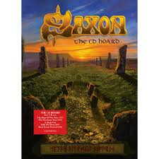 Saxon - The CD Hoard Live 1995-2006 (Box-Set)