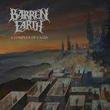 Barren Earth - A comlex of cages (DIGI)