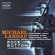 Landau, Michael - Rock Bottom
